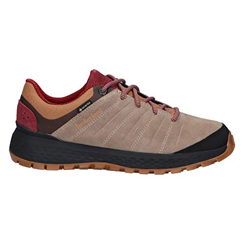 Timberland Chaussures de Sport pour Homme A1Z38 Parker Taupe Taille 40