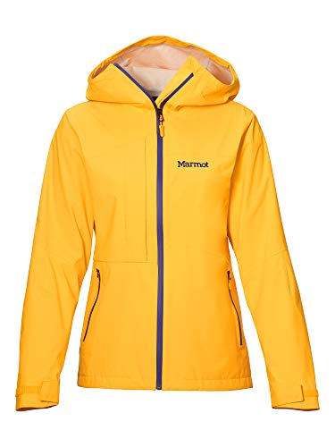 Marmot M. Europe, it Sporting Goods, 9IIY5 Wm s Evodry Torreys Jacket Giacca Impermeabile, Gaccia A Vento, Pioggia, Hardshell, Antivento, Impermeabile, Traspirante, Donna, Solar, M