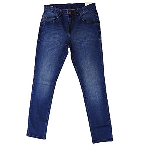Calça Jeans Masculina Rider Strech Semi Skinny Lee 2106l