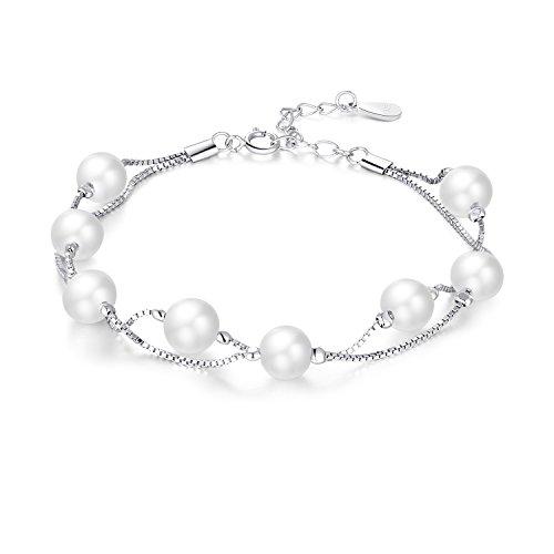 Bracciale da donna in argento Sterling 925