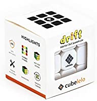 Cubelelo QiYi Stickerless Magic Speed Cube Puzzle
