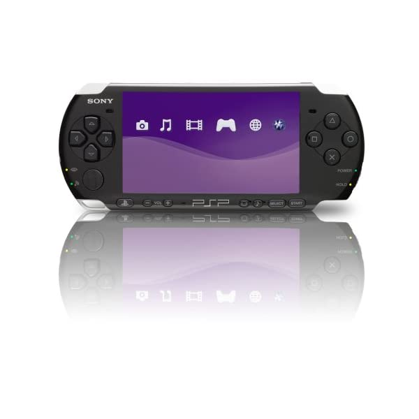 PlayStation Portable 3000 Core Pack System – Piano Black