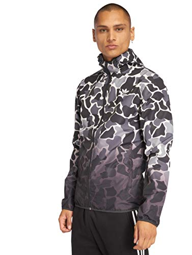 adidas Originals Camo Windbreaker Herren-Jacke DH4805 Multicolor Gr. M