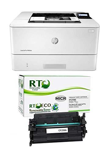 Renewable Toner Laserjet Pro M404dn MICR...