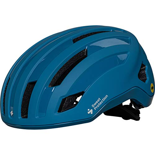 Sweet Protection Outrider MIPS Helmet Casco, Unisex, Aguamarina Mate, Large