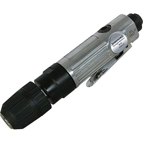 Silverline 868625 Druckluft-Geradebohrmaschine 10 mm
