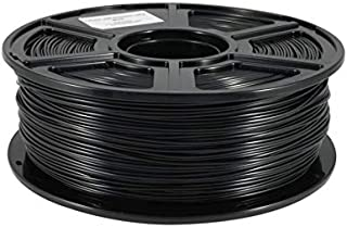 WOL 3D FlashForge Black ABS 3D Printer Filament (1.75mm)