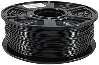 WOL 3D FlashForge Black ABS 3D Printer Filament (1.75mm)