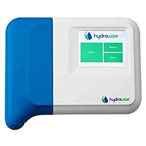 Programador Wifi eléctrico Hunter 12 zonas interior. Programador de riego Hydrawise vía wifi desde móvil y ordenador. Controla hasta 12 estaciones de riego con electroválvulas de 24V.