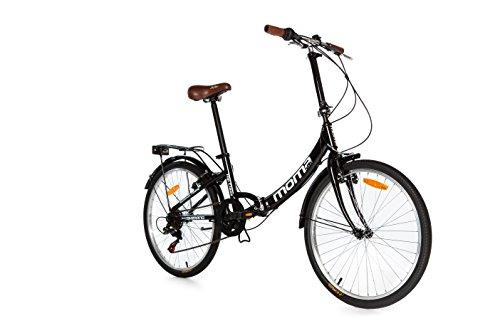 Moma Bikes Plegable Ruedas 24
