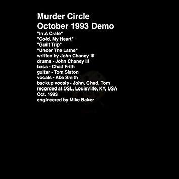 October 1993 Demo EP
