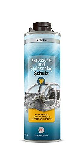 Fertan 25401 Karosserie- und Steinschlagschutz, Schwarz
