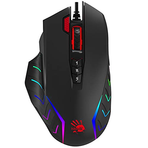 Sky Digital Bloody J95 Gaming Mouse, USB Wired
