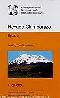 Nelles Map Nevado Chimborazo Trekking-Karte 1:20.000: Blatt 1 Nepal-Kartenwerk der Arbeitsgemeinschaft fuer vergleichende Hochgebirgsforschung e.V.