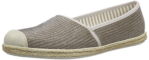 Rieker Damen M3150 Women Not Applicable Espadrilles, Gold (crema/gold/60), 41