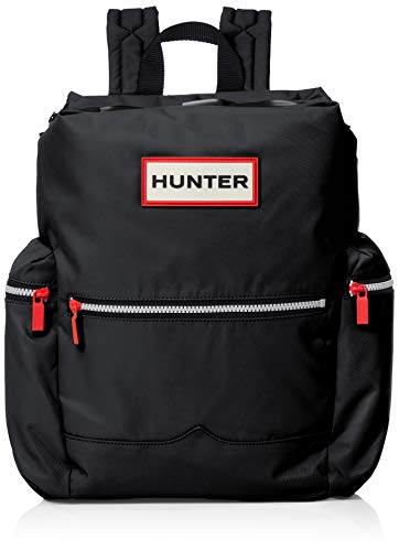 Hunter oiriginal topclip Unisex Rucksack Black