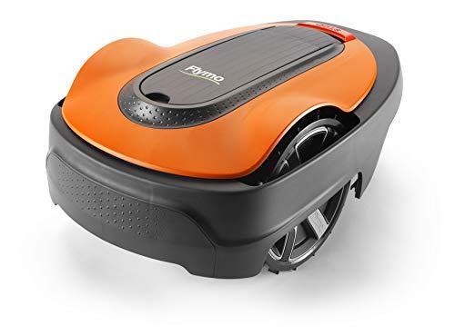 Flymo 967980001 Robot cortacésped, 18 V, Naranja y gris, 35