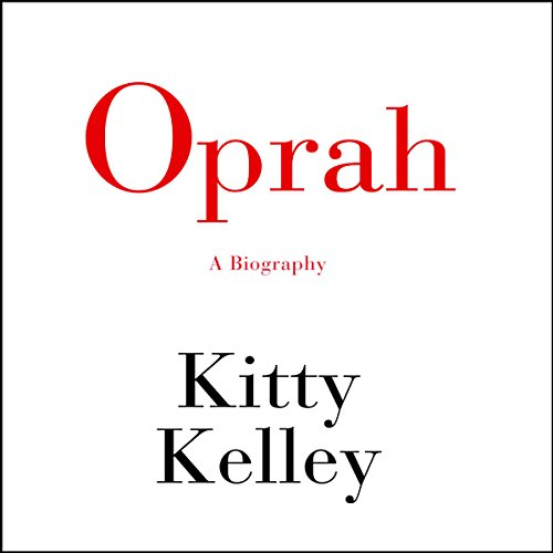 Oprah: A Biography audiobook cover art