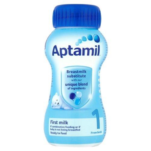 Aptamil Erste Milch von Geburt - 24 x 200 ml