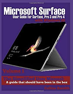 surface pro 4 guide