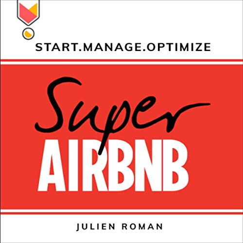 Super Airbnb  By  cover art