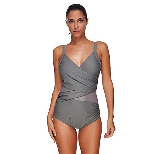 Donne Sexy Bikini Donna Tankini Moda Due Pezzi Costume da Bagno dalla