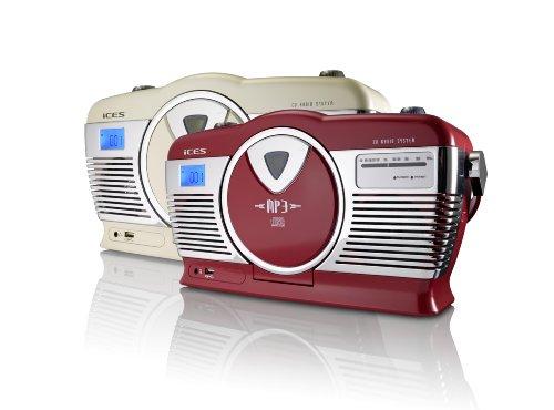 Tragbares Retro-Radio - 9