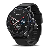 KOSPET Smart Watch, Fitness Tracker with 1.3' Full Touch Screen, GPS Android Smartwatch with Sleep Monitor, IP68 Waterproof Pedometer, Compatible with iPhone Samsung Huawei for Women and Men