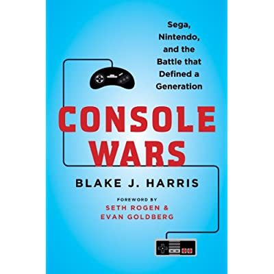 console wars book, End of 'Related searches' list