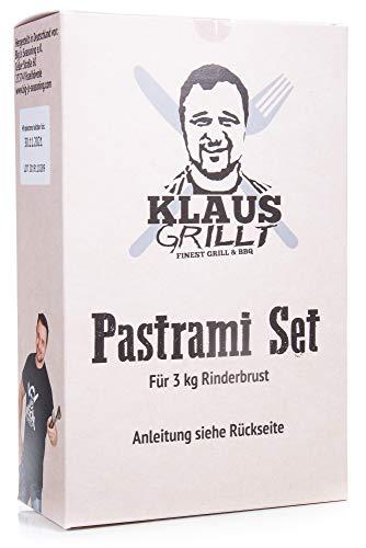 Klaus Grillt Pastrami Set