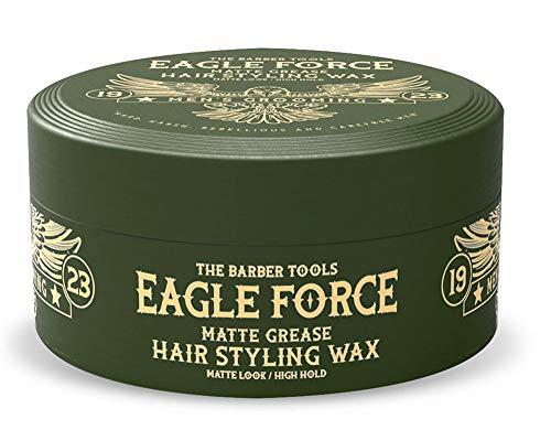 Eagle Force Matte Look High Hold Hair Wax Haarwachs Haar Styling Wachs Herren Haargel 150ml