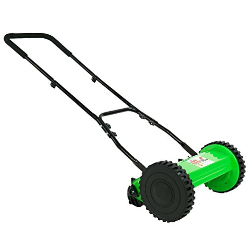 DuroStar DS1200LD 5-Blade Height Adjusting Push Reel Mower