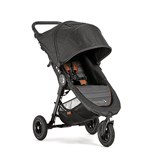 Baby Jogger City Mini GT Stroller - Anniversary Special Edition | Baby Stroller with All-Terrain Tires| Quick Fold Lightweight Stroller
