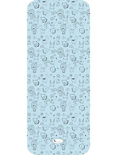 Colchoneta Transpirable Silla paseo universal verano Animalitos Azul - mibebestore