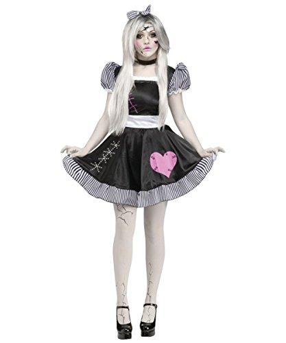 Generique - Stoffpuppe Kostüm Halloween