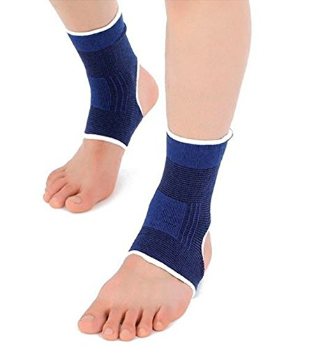 Compression Ankle BraceAnkle SupportPlantar Fasciitis Sock Copper Infused Arch Support Sleeve Night Splint for Pain Relief for Running Basketball and More1 pair