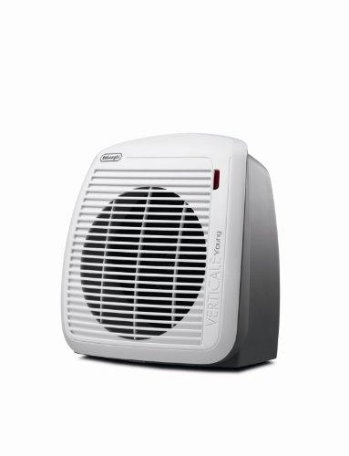 DeLonghi HVY1030 snelverwarmer (voor ruimtes tot maximaal 60 m3) wit/grijs