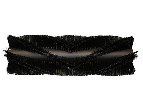 partmax® Bürstenwalze für Dulevo 86/88, Poly 0,9 mm, Walze, Walzenbürste, Kehrwalze