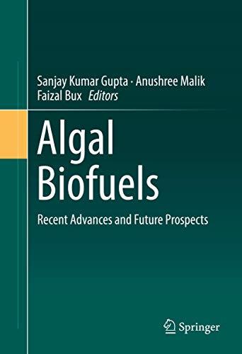 Algal Biofuels: Recent Advances and Future Prospects