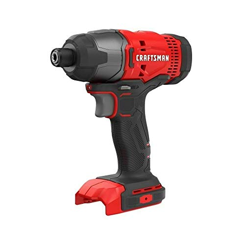 Craftsman CMCF800 V20 20-Volt Max Variable Speed Cordless Impact Driver (Tool Only, Battery/Charger NOT included)