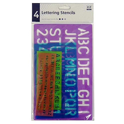 Anker International stationnaire Lettrage Pochoir