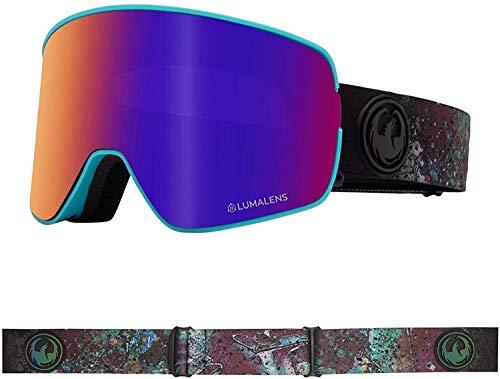 Dragon Alliance NFX2 Ski Goggles, Knight Rider-Dark Smoke