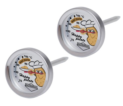 Küchenprofi 1065072802 Kartoffelthermometer, 2-er Set