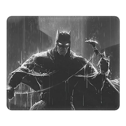 Batman Mouse Pad Extended Large Gaming Non-Slip Base Mouse Mat Made in USA