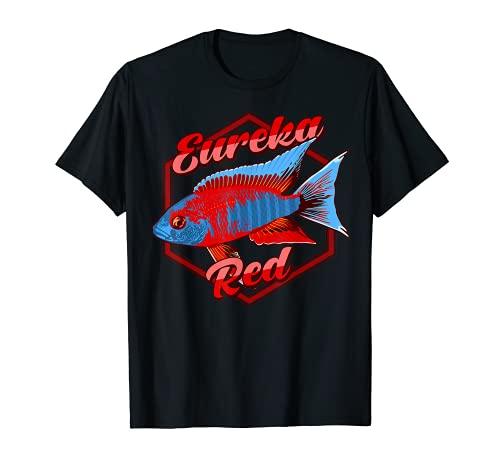 Eureka Aulonocara Jacobfreibergi Cichlidés Malawi Aquarium T-Shirt