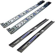 Static Rail Kit for Dell PowerEdge R220 Server (Renewed)