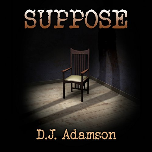 Suppose audiobook cover art