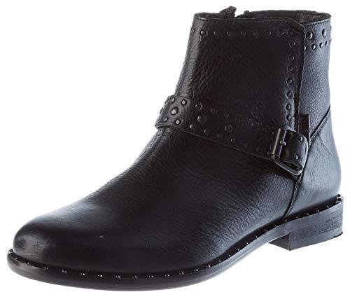 LEVIS FOOTWEAR AND ACCESORIAS TENEXY - Zapatillas para mujer, color negro, 38
