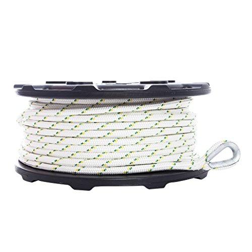 Seil, Zugseil, für Spillwinde,Seilwinde Forstwinde Portable Winch 12mm x 100m