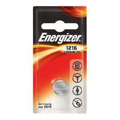 Energizer CR1216–C1 piles bouton Lithium